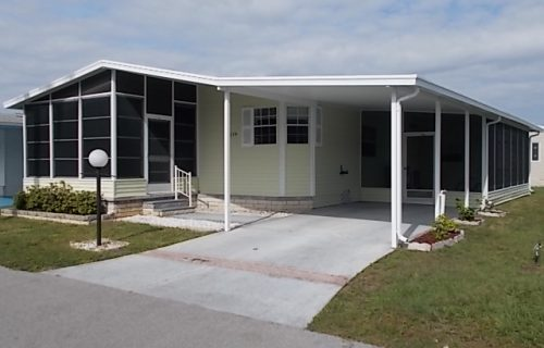 1992 2 bed/2 bath Palm Harbor Home Plus 1 YEAR OF FREE RENT!