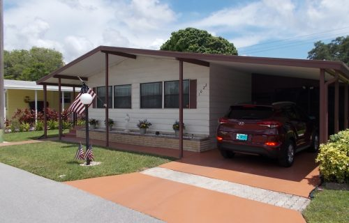 1986 2 Bed/2 Bath Palm Harbor PLUS One Year Free Rent