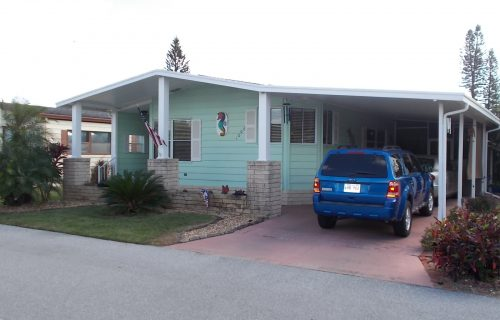 Lovely 1986 2 Bed/2 Bath Palm Harbor Home PLUS 1 Year FREE Rent